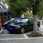 "Aναγνώστης του kozan.gr από Πτολεμαίδα: ""Καλημέρα από την πόλη όπου τα πεζοδρόμια είναι για τα αυτοκίνητα και οι δρόμοι για τούς πεζούς"""