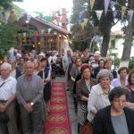 kozan.gr: Αρκετοί πιστοί στο εξωκλήσι της Αγίας Άννης στην Κοζάνη για το Μέγα Πανηγυρικό Εσπερινό (Φωτογραφίες & Βίντεο)