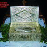 Υποδοχή  ιερού λειψάνου του Αγίου Διονυσίου εν Ολύμπω στο Βελβεντό, τη  Δευτέρα  30 Ιουλίου