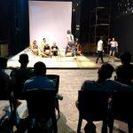 Οι έφηβοι της Δομής Φιλοξενίας Ασυνόδευτων Ανηλίκων συμμετέχουν στην παράσταση NO FUTURE!