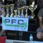 Η απονομή επάθλων του τελικού πανελλήνιου πρωταθλήματος αλιείας κυπρίνου, ερασιτεχνών αλιαίων (Βίντεο)