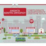 Σήμερα Παρασκευή 27/7 η ενημερωτική συνάντηση για τη συνδιαμόρφωση της πρότασης του Δήμου Κοζάνης και του Εμπορικού Συλλόγου για τα Ανοιχτά Κέντρα Εμπορίου (Open mall)