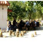 Ξηρολίμνη Κοζάνης: Γιόρτασε την Πέμπτη 12 Ιουλίου κι υποδέχτηκε πλήθος πιστών το ξωκλήσι Αγίου Παϊσίου