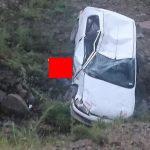 Τραγικό δυστύχημα σημειώθηκε μετά τις 8 το βράδυ της Τετάρτης στη Σαμαρίνα Γρεβενών.