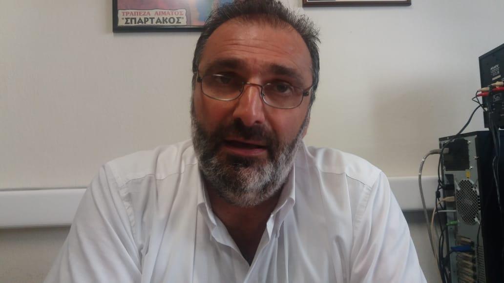 kozan.gr: Πώς σχολιάζει, ο συντονιστής της Ν.Ε. ΣΥΡΙΖΑ Κοζάνης Κ. Πασσαλίδης, τα γιουχαΐσματα που ακούστηκαν για Περιφερειάρχη και βουλευτές ΣΥΡΙΖΑ, στο πρόσφατο συλλαλητήριο στην Κοζάνη και τι έχει να πει στους πολίτες της Δ. Μακεδονίας που διαφωνούν με τους χειρισμούς της κυβέρνησης στο συγκεκριμένο ζήτημα (Βίντεο)