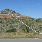 kozan.gr: Βόιο: Χειριστής γεωργικού μηχανήματος χτύπησε κολόνα φωτισμού, η οποία στη συνέχεια έπεσε στα καλώδια του κεντρικού δικτύου ηλεκτροδότησης, προκαλώντας διακοπή ρεύματος  (Φωτογραφίες)