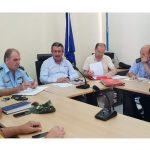 Σύσκεψη για την αντιμετώπιση κινδύνων από δασικές πυρκαγιές  πραγματοποιήθηκε, σήμερα, με πρωτοβουλία του Συντονιστή Αποκεντρωμένης Διοίκησης Ηπείρου-Δυτικής Μακεδονίας κ. Βασίλειου Μιχελάκη