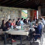 Συνάντηση των εταίρων του έργου SYMBIOSIS στα Μπίτολα