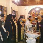 kozan.gr: Πλήθος κόσμου στο ευχέλαιο της εορτάζουσαςΙεράς Μονής Αγίου Κοσμά του Αιτωλού στηνΆρδασσα Εορδαίας (Φωτογραφίες & Βίντεο)