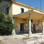 Πτολεμαϊδα: Ρημάζει ο σταθμός του ΟΣΕ