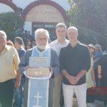 Σε κλίμα συγκίνησης το Βελβεντό πάνδημο κατευόδωσε  το ιερό λείψανο του Αγίου Διονυσίου εν Ολύμπω. ( του παπαδάσκαλου Κωνσταντίνου Ι. Κώστα)