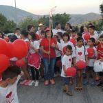 Πρόσκληση 16η Πανελλήνια Λαμπαδηδρομία Συλλόγων Εθελοντών Αιμοδοτών – Υποδοχή φλόγας και μουσική εκδήλωση στη Σιάτιστα