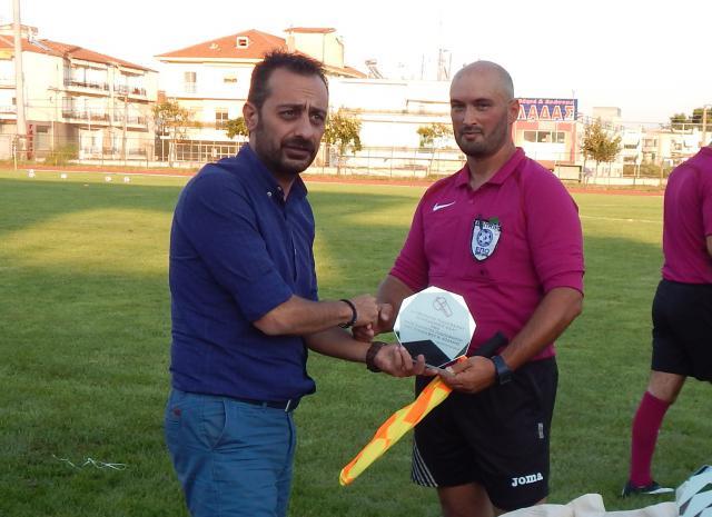 kozan.gr: Τουρνουά ποδοσφαίρου διοργάνωσε στο ΔΑΚ, της Κυριακή 19/8, ο Μακεδονικός Κοζάνης – Συμμετείχαν ο , ο ΜακεδονικόςΝεάπολης (Θεσσαλονίκης),ο Μακεδονικός Φούφακι ο Μακεδονικός Σιάτιστας(Φωτογραφίες & Βίντεο)