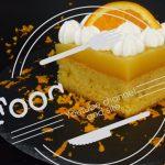 Το foodaholics.gr προτείνει αφράτο ραβανί με πορτοκάλι