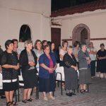 Τελέστηκε, το βράδυ της Παρασκευής 11/8, η Ιερή Αγρυπνία στο μοναστήρι της Παναγίας Ζιδανίου (φωτογραφίες)