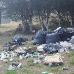 Α.Σ.Ε.Α. Κοζάνης: Σκουπιδότοπος το παλαιό γήπεδο της Νεράιδας μετά το 4o Lake Festival