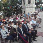 kozan.gr: Κοζάνη: Πλήθος πιστών στο Μέγα Πανηγυρικό Εσπερινό, μετ' αρτοκλασίας, χοροστατούντος του Σεβασμιωτάτου Μητροπολίτου Παύλου, στον Ιερό Ναό Μεταμορφώσεως του Σωτήρος (Φωτογραφίες & Βίντεο)