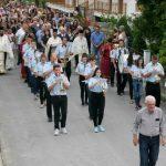 Ευχαριστήριο του Ιερού Ναού Αγίου Διονυσίου Βελβεντού