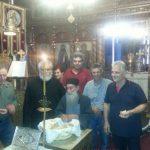 Μια αναπάντεχη επίσκεψη στον Άγιο Διονύσιο Βελβεντού (του παπαδάσκαλου Κωνσταντίνου Ι. Κώστα)