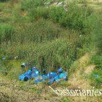 Εντοπίστηκαν βαρέλια με ύποπτο υλικό σε περιοχή του Άργους Ορεστικού