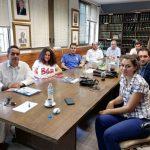 Γιάννης Θεοφύλακτος: Συνάντηση με το Δ.Σ. του Δικηγορικού Συλλόγου Κοζάνης