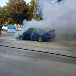 kozan.gr: Περδίκκας Εορδαίας: Άμεση η επέμβαση πυροσβεστικής κι αστυνομίας σε αυτοκίνητο που «έβγαζε», από τη μηχανή του, καπνούς