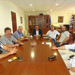 Λύση στο ζήτημα της ξύλευσης για την κάλυψη ατομικών αναγκών,  μετά τη συνάντηση των εκπροσώπων των κατοίκων των Κοινοτήτων  των Γρεβενών με τον Περιφερειάρχη Θ. Καρυπίδη