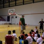 Στα Σέρβια ο πρώην διεθνής μπασκετμπολίστας Νίκος Οικονόμου – Σε εξέλιξη το 1ο Summer Camp