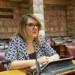 """Ολυμπία Τελιγιορίδου: """"Η ΝΔ γκρεμίζει ό,τι χτίσαμε στην Καστοριά"""""""