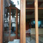 kozan.gr: «Γυαλιά καρφιά» η είσοδος του δημαρχείου στην Πτολεμαΐδα (Βίντεο & Φωτογραφίες)