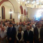 kozan.gr: Πλήθος πιστών στο Μέγα Πανηγυρικό Εσπερινό και στη Λιτάνευση της Ιεράς Εικόνας στον εορτάζοντα Ιερό Ναό Αγίου Ιωάννου Προδρόμου Πτολεμαΐδας, το βράδυ της Τρίτης 28/8 (Βίντεο & Φωτογραφίες)