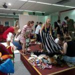 Σε εξέλιξη το 4ο Fur Summer School 2018.  Εντυπωσιασμένοι οι συμμετέχοντες από την τέχνη της γούνας