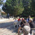 Ποντοκώμη Κοζάνης: Tίμησαν τη μνήμη των πεσόντων αγωνιστών του ΕΑΜ-ΕΛΑΣ της ΕΠΟΝ και του Δημοκρατικού Στρατού Ελλάδας την Κυριακή 26 Αυγούστου
