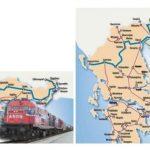 Θεσσαλονίκη – Κοζάνη: Ηλεκτροκινούμενη γραμμή με σηματοδότηση με κόστος 800 εκ.ευρώ.