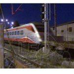 Έφτασε στη Θεσσαλονίκη υπό άκρα μυστικότητα το «ασημένιο βέλος» -Αθήνα-Θεσσαλονίκη σε 3,5 ώρες