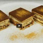 Το foodaholics.gr προτείνει Μπισκοτογλυκό ψυγείου σε 10 λεπτά