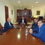 Επίσκεψη του εκπροσώπου τύπου των ΑΝΕΞΑΡΤΗΤΩΝ ΕΛΛΗΝΩΝ  στον Περιφερειάρχη Θ. Καρυπίδη