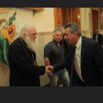Συνάντηση με τον Αρχηγό της Αξιωματικής Αντιπολίτευσης κ. Κυριάκο Μητσοτάκη & τον Προκαθήμενο της Εκκλησίας της Ελλάδος κ.κ. Ιερώνυμο είχε ο Συντονιστής Αποκεντρωμένης Διοίκησης Ηπείρου-Δυτικής Μακεδονίας