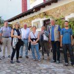 Φιλοξενία Γερμανών επαγγελματιών του τουρισμού για την προώθηση του τουριστικού προϊόντος της Περιφέρειας Δυτικής Μακεδονίας  στην αγορά της Γερμανίας (Fam Trip), 20 – 24/09/2018  (Φωτογραφίες)