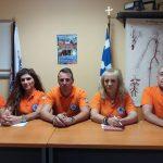 kozan.gr: Πτολεμαΐδα: Ξεκινάν, στις 3 Οκτωβρίου, τα μαθήματα της 8η Σχολής Νέων Εθελοντών Διασωστών – Ως τώρα έχουν εκπαιδευτεί (Βίντεο)
