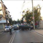 kozan.gr: Τροχαίο ατύχημα, με πλαγιομετωπική σύγκρουση, στην οδό Γκέρτσου στην Κοζάνη  (Φωτογραφίες)