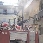 kozan.gr: Φωτιά σε διαμέρισμα 1ου ορόφου επί της οδού Χ. Μεγδάνη 20 στην Κοζάνη – 1 ελαφρά τραυματίας (Φωτογραφίες & Βίντεο)