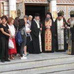 kozan.gr: Κοζάνη: Τα Ιερά λείψανα των Αγίων Ραφαήλ, Νικολάου & Ειρήνης έφτασαν, το απόγευμα της Πέμπτης 20/9, στον Ιερό Ναό των Αγίων Κωνσταντίνου & Ελένης (Bίντεο & Φωτογραφίες)