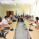 Σύσκεψη της Υφυπουργού Αγροτικής Ανάπτυξης & Τροφίμων Ολυμπίας Τελιγιορίδου με τον Περιφερειάρχη Δ. Μακεδονίας Θ. Καρυπίδη –  Δημιουργία, γραφείου του ΕΦΕΤ στην Δ. Μακεδονία, με έδρα την Κοζάνη,