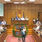 kozan.gr: Γ. Δακής, στο περιφερειακό συμβούλιο, για τους βουλευτές του ΣΥΡΙΖΑ στη Δ. Μακεδονία, με αφορμή το δημοσίευμα της εφημερίδας «Πρώτο Θέμα» που αναφέρει πως εκχωρούνται στο Υπερταμείο Ιδιωτικοποιήσεων χιλιάδες ακίνητα, μεταξύ αυτών πολλά και στην Δ. Μακεδονία: » Έκθετοι όλοι οι βουλευτές, έναντι της κοινωνίας μας. Συνέργησαν καθαρά στο να ξεπουληθεί η δημοσία υπηρεσία» (Βίντεο)
