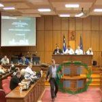 kozan.gr: Αντιπαράθεση Σημανδράκου – Κεχαγιά …κι αποχώρηση, ως ένδειξη διαμαρτυρίας, του πρώτου, απότη συνεδρίαση του περιφερειακού συμβουλίου Δ. Μακεδονίας (Βίντεο)