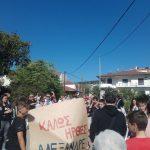 Κοζάνη: Με δάκρυα και χειροκροτήματα έφτασε ο Αλέξανδρος (Φωτογραφίες)