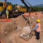 Οι ανασκαφές για τον ΤΑΡ εμπλουτίζουν τον αρχαιολογικό χάρτη της Δ. Μακεδονίας (Δελτίο τύπου)