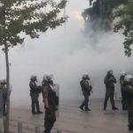 kozan.gr: Xημικά και πετροπόλεμος στο συλλαλητήριο για τη Μακεδονία στη Θεσσαλονίκη – Βίντεο και φωτογραφίες του kozan.gr