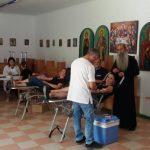 Την Δευτέρα 3 Σεπτεμβρίου 2018 πραγματοποιήθηκε η 5η αιμοδοσία του Ιερού Ναού Αγίου Παντελεήμονα στην Ποντοκώμη Κοζάνης (Φωτογραφίες – Δελτίο τύπου)
